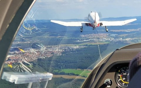 dr400_flug_schlepp_hinten